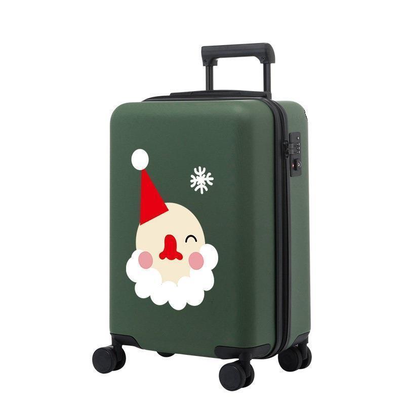 Ruedas Valise Bagage Roulettes Resa Maleta Infantiles Barnvagn Koffer - Väskor för bagage och resor - Foto 4