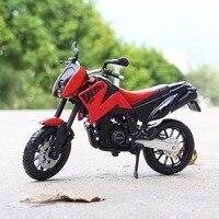 1:18 Schaal Maisto KTM 640 DUKE II Motorbike Race Cars Mini Motorfiets Voertuig Modellen Kantoor Speelgoed Geschenken voor Kinderen