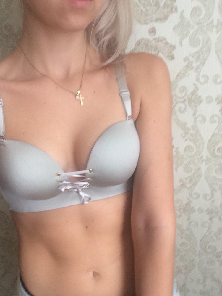 грудь в лифчике 2 размер фото
