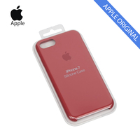 Original iPhone case for Apple 6s 7 8 Silicone with logo and guarantee
