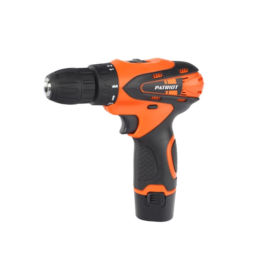 Cordless drill / screwdriver PATRIOT BR114Li The One недорого