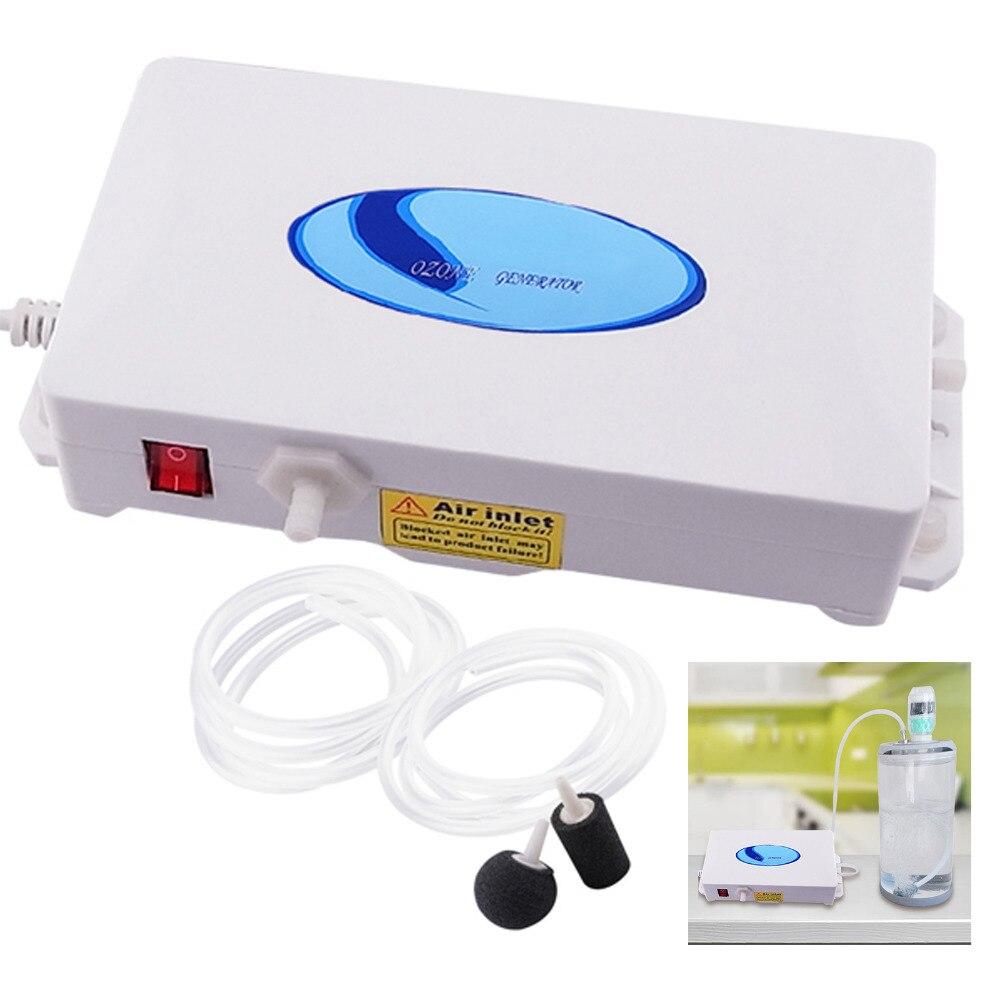Ozone Generator Redox Corona Discharge Purifier Virus Bacteria 100mg/hr,200mg/hr