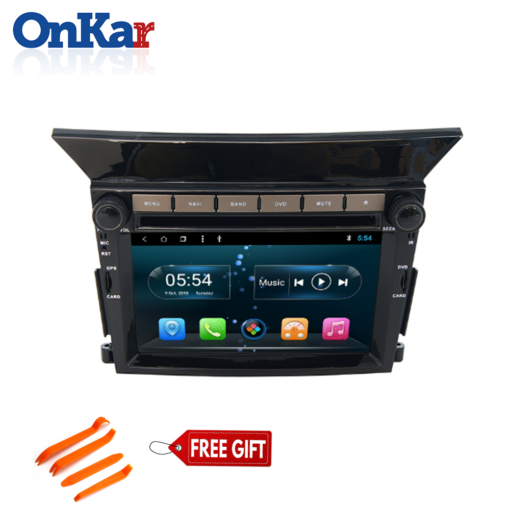 ONKAR 2 din voiture android 8.1 dvd gps navigation pour Honda pilote 2009 2010 2011 support lecteur dvd cd wifi radio audio headunit