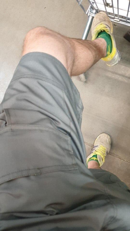 Shorts p/ caminhada Acampamento Homens Tático