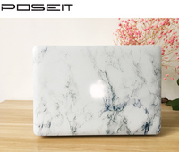 keyboard plastic case Plastic marble Hard Case Cover Laptop Shell+Keyboard Cover+Screen Film For Apple Macbook Air 11 13 Pro Retina Touch Bar 12 13 15 (1)