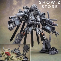 [Show.Z][Deluxe Ver.]Weijiang WJ M 05 M05 Hide Shadow Blackout Oversized Studio Series SS08 Transformation Night Action Figure