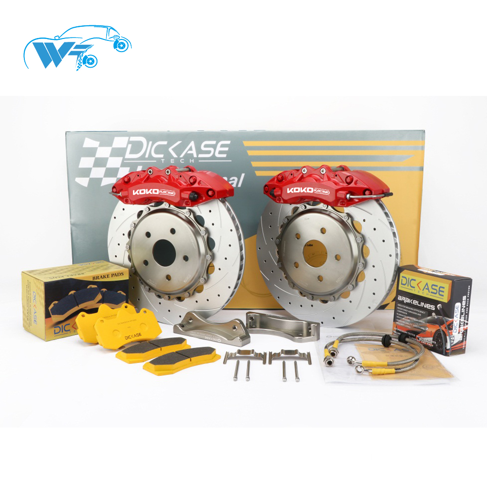 KOKO RACING Professional  High performance WT9040 brake  kit set  front wheel for BMW  x5 e53  for 18 rim wheels|Caliper & Parts|   - title=