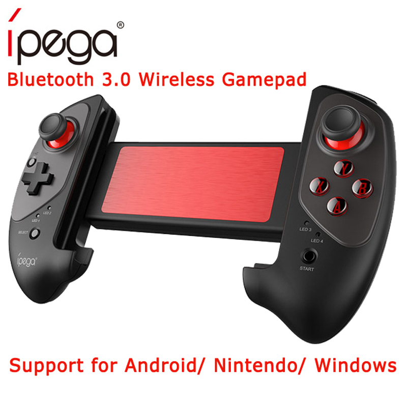 IPEGA PG-9083 PG 9083 Bluetooth 3.0 Wireless Gamepad Telescopic Gam Controller for Android joystick switch pubg handler 300mah bluetooth