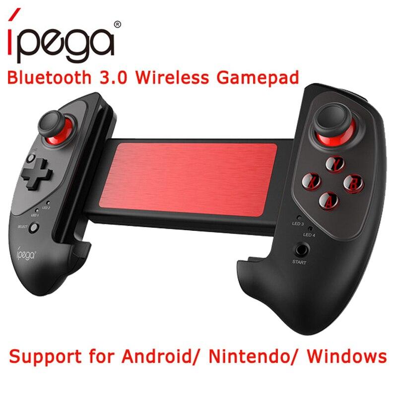 IPEGA PG-9083 PG 9083 Bluetooth 3.0 Wireless Gamepad Telescopic Gam Controller for Android joystick switch pubg handler 300mah luminex 9083