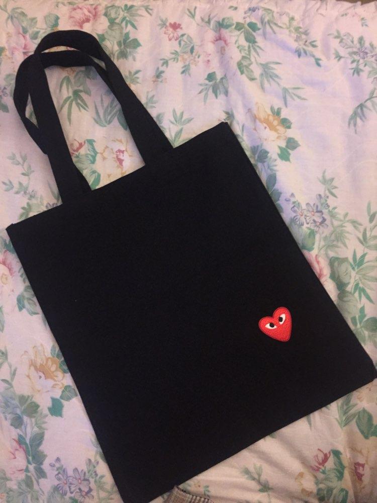 shopping bag High-Quality Women Men Handbags Canvas Tote bags Reusable Cotton grocery High capacity Shopping Bags photo review