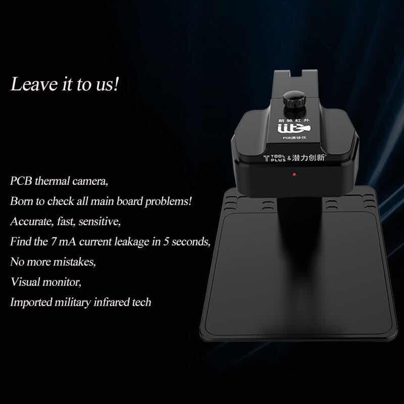 Mobile Fast imaging instrument 8