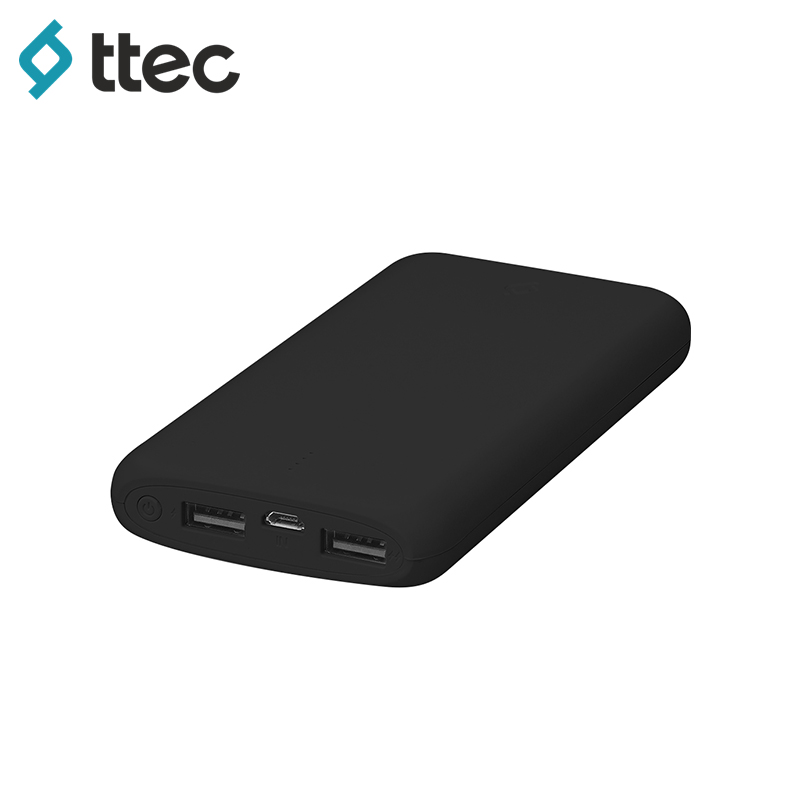 External Battery Pack ttec PowerSlim Trio 10.000 bt 50q external battery for topcon surveying instruments