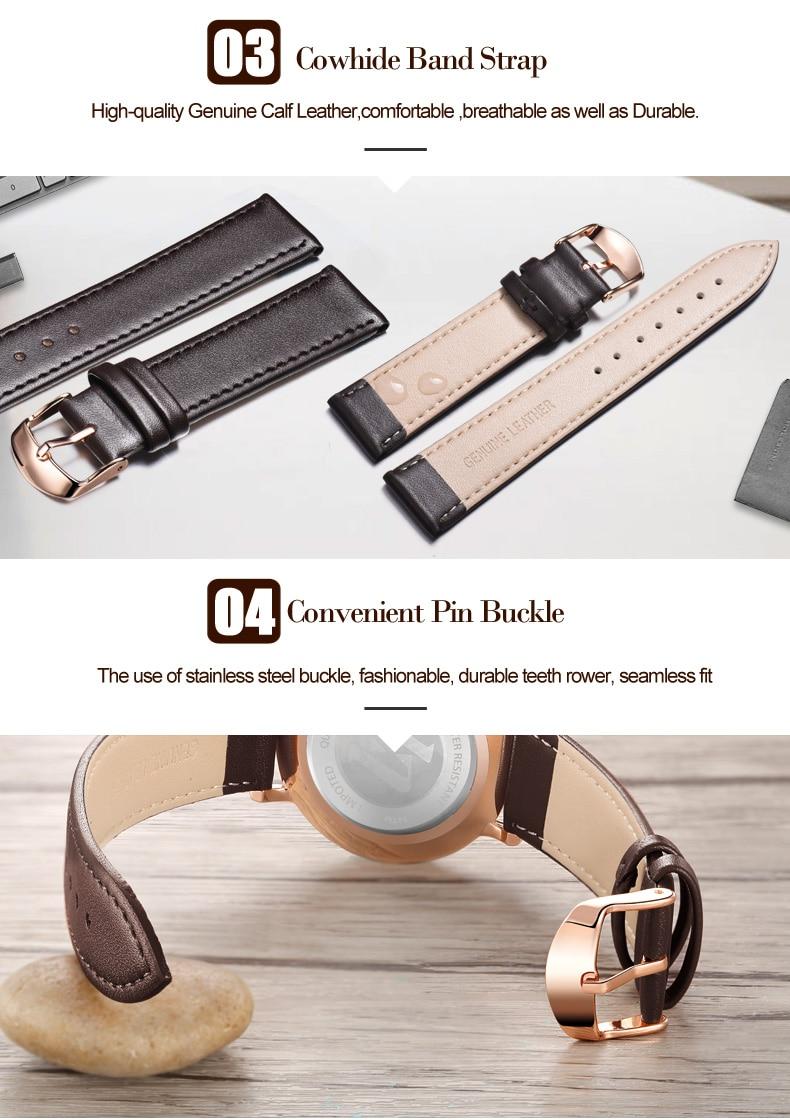 UTB8ocebcwQydeJk43PUq6AyQpXai 60% OFF OLEVS Men Ultra thin Watches - Top Brand Luxury Quartz Watch Men's [ New ]