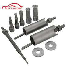 1 Set Auto Motocycle Inner Bearing Puller Tool Remover Kit From 9mm to 23mm Diameter