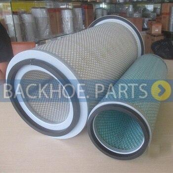 Air Filter 600-181-6820 600-181-6730 for Komatsu Excavator PC200-6 PC220-6