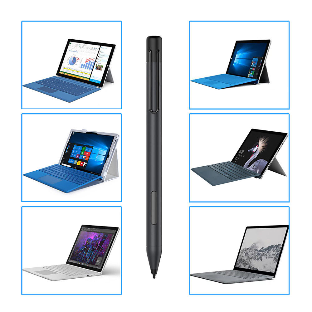 Broonel Red Fine Point Digital Active Stylus Pen Compatible with The ASUS ZenBook UX434FL-A6013T Notebook PC 14
