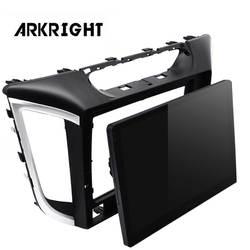 ARKRIGHT 10,1 ''4 + 64 Гб 2 Дин Радио/gps Android 8,1 для HYUNDAI IX25 CRETA Bluetooth WI-FI Carplay видео мультимедийный плеер