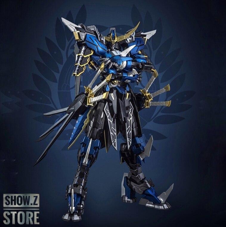 [Show.Z Store] Devil Hunter DH DH-01 DH01 1/100 Date Masamune Gundam Metal Build Action Figure