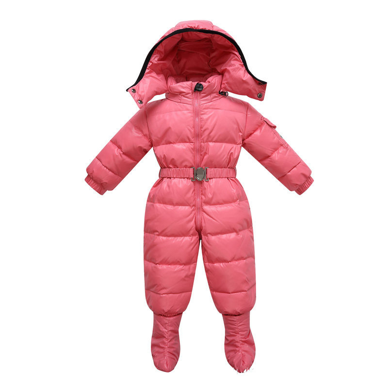 AILEEKISS New Baby Girls Crawler Clothing Winter Baby Children Down Jackets For Infant Baby Girls Outercoats Wih Belt 6M-24MonthAILEEKISS New Baby Girls Crawler Clothing Winter Baby Children Down Jackets For Infant Baby Girls Outercoats Wih Belt 6M-24Month