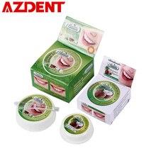 חם 35g הלבנת משחת שיניים עשב טבעי צמחים ציפורן תאילנד משחת שיניים משחת שיני אנטיבקטריאלי 10g קוקוס + 25g מנטה
