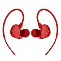 Sports headphones, headphones, microphones - sweat removal headphones, hi fi stereo bass, clear sounds, ergonomically