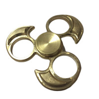 Three Leaf Hand Spinner EDC Tri Spinner Fidgets Toy Gifts For Autism And ADHD Keep Hand