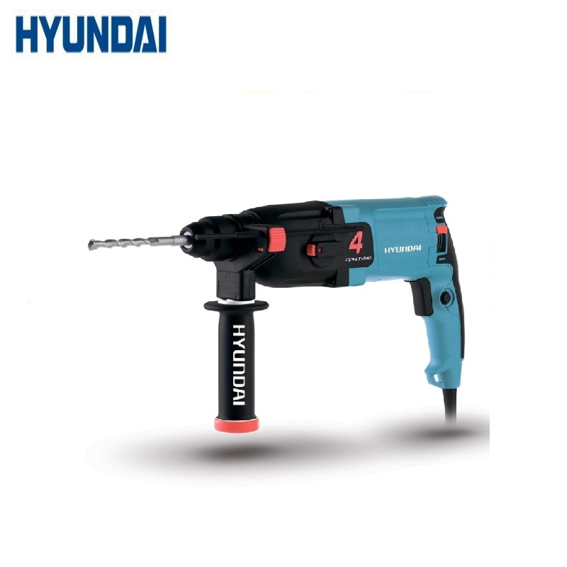 Perforator HYUNDAI H 850 Heavy Impact Concrete Breaker Electric Drill Industrial Power Tools Concrete Impact все цены