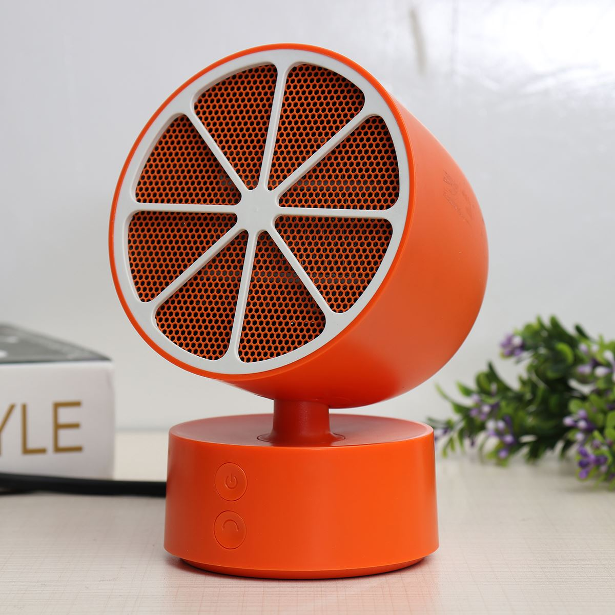 1Pcs 220V Electric Air Heater Powerful Warm Blower Portable Mini Fast Heater Fan Stove Radiator Room Warmer for home for Office 220v 3 gear mini electric warm air blower electric air heater room fan heater cold and warm dual purpose overheat protection