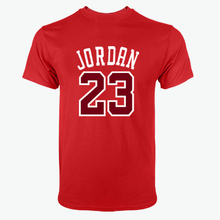 2017 New Brand Clothing Jordan 23 Men T-shirt Swag T-Shirt Cotton Print Men T shirt Homme Fitness Camisetas Hip Hop Tshirt