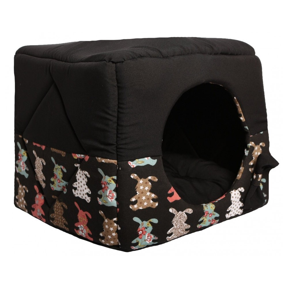 Lion cot house Cube LM4030-030 S (40x40x40 cm) kenwood cm 030 gy
