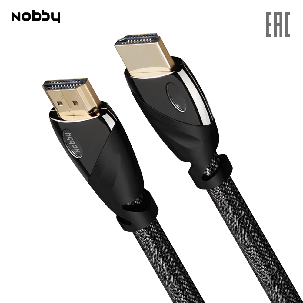 Audio & Video Cables Nobby NBE-HC-50-01 hdmi cable for tv pc switch