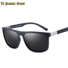 Yi Jiang Nan Brand TR90 Men Classic HD Polarized UV400 Sunglasses Women Cool Driving Gafas Polariod Shades lentes de sol hombre