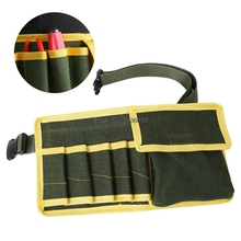 Multifunctional Canvas Tool Bags Pouch Holder Electrician Mechanic Waist Pack Belt