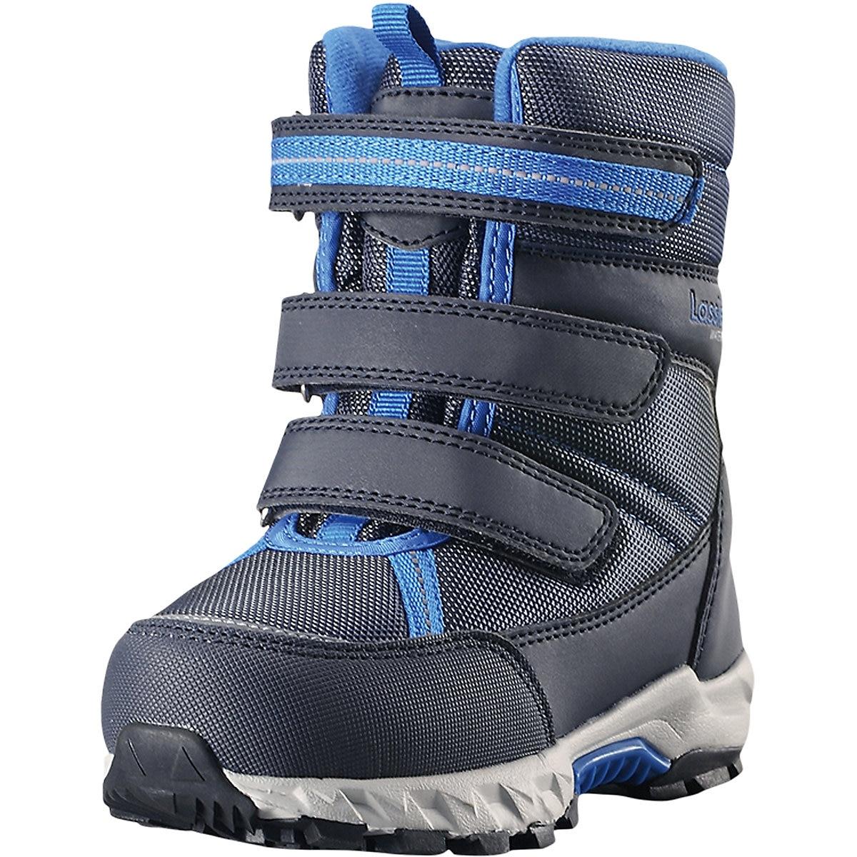 Boots LASSIE For Boys 8733013 Valenki Uggi Winter Shoes Children Kids MTpromo