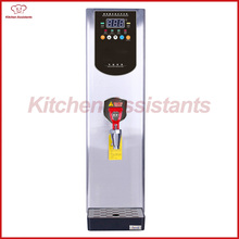 KW10SK 10 Liters Vertical Freedstanding Electric Commercial Stainless Steel Tea Water Heating Boiler for Restaurant Hotel