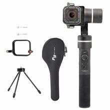 Feiyutech g5 3-Axis Splash-Proof Handheld Gimbal for GoPro 5 / 4 Session / HERO 6/ 5/ 4/ 3+ /3, Yi Cam 4K, AEE Action Cameras
