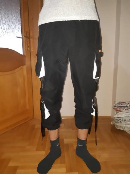 Calças e capris Mulheres calças cintura
