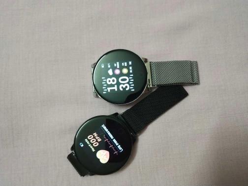 Relógios inteligentes Smartver Mulheres Esporte