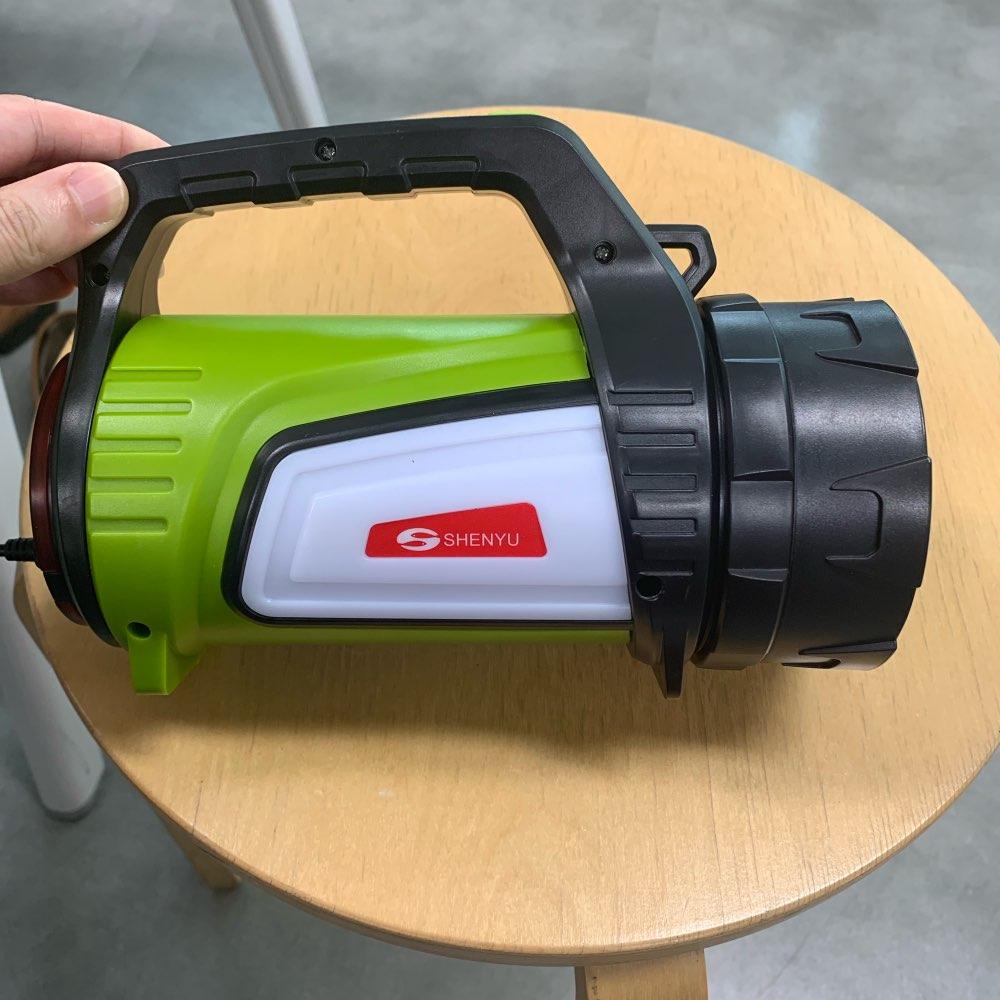 Projetores portáteis Handheld Spotlight Lanterna