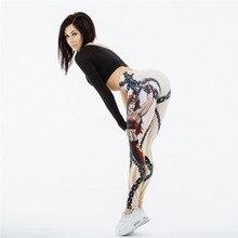 Hero Women Printed Leggings
