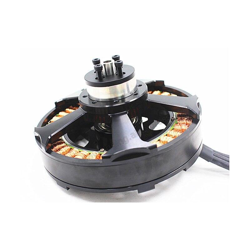 1 pièces 36 KG force de traction haute qualité N42UH aimants X150S moteur sans brosse pour multi-axes grande charge drone agricole avion