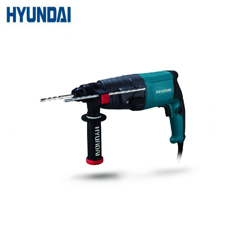 Perforator HYUNDAI H 550 Heavy Impact Concrete Breaker Electric Drill Industrial Power Tools Concrete Impact все цены