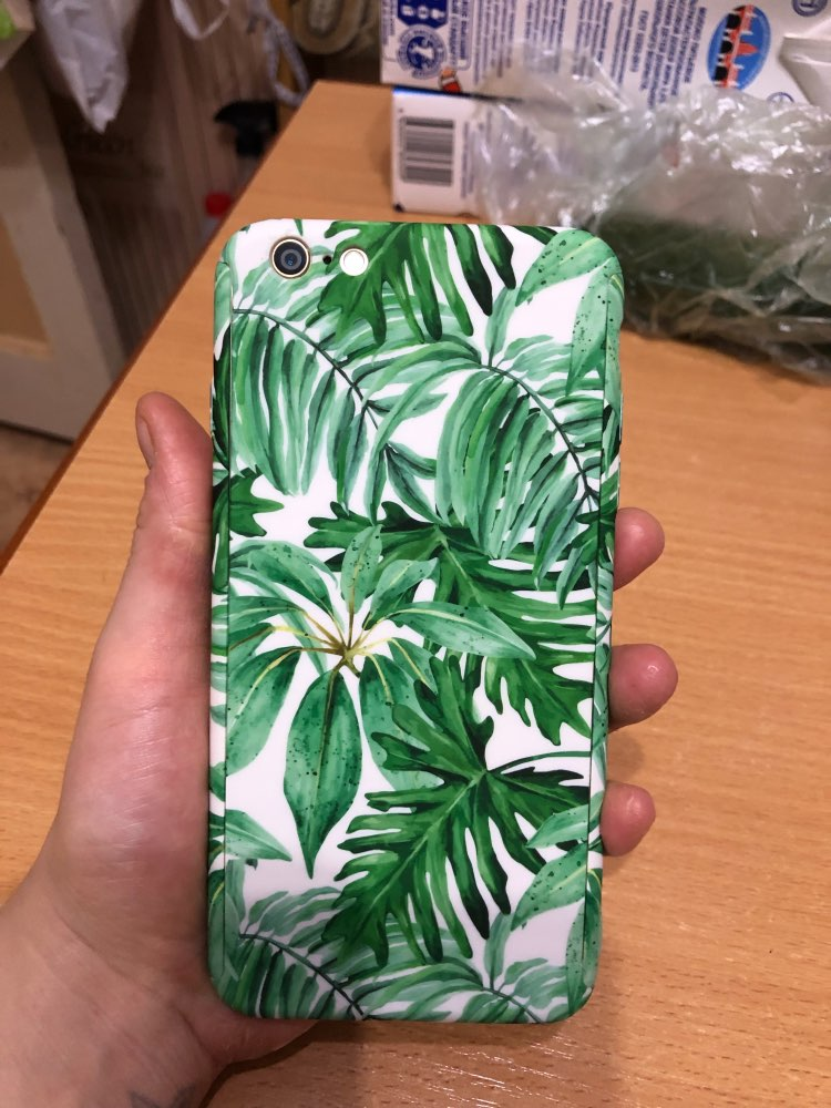 360 Degree Full Body Protect Plastic Fashion Flower Marble Stone Painted Hard Case For iPhone X XS MAX XR 6 6S 7 8 Plus 5 5S SE