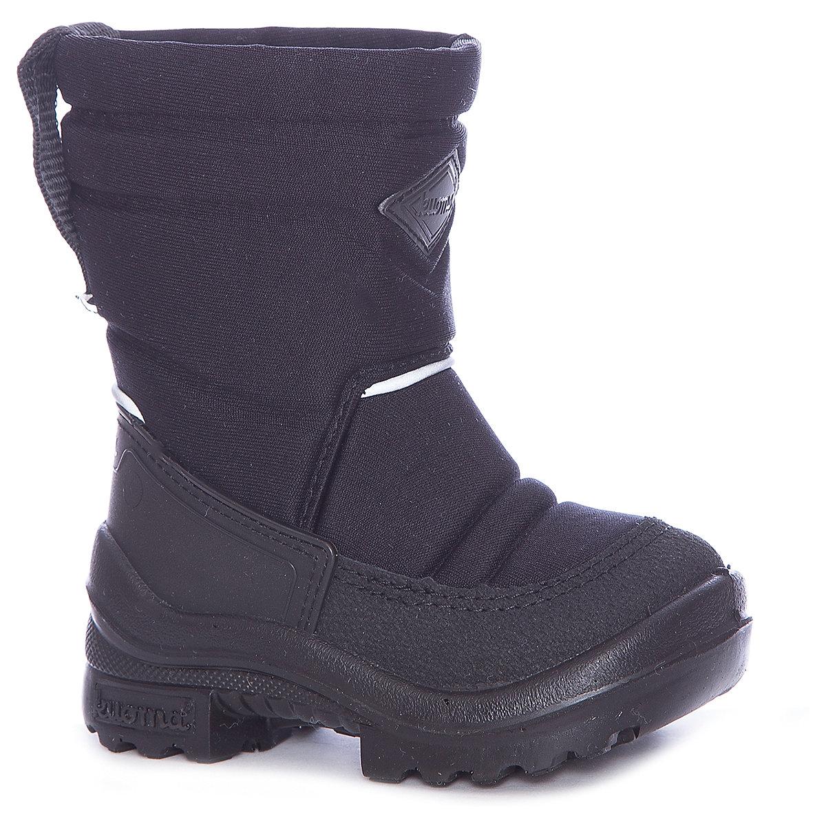 Boots KUOMA for boys 7118640 Valenki Uggi Winter Baby Kids Children shoes doratasia big size 34 43 women half knee high boots vintage flat heels warm winter fur shoes round toe platform snow boots