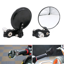 Руль, регулируемое выпуклое зеркало, велосипедное универсальное зеркало заднего вида, MTB дорожный поворот, широкий диапазон, Велосипедное Зеркало заднего вида, Ayna PA0110