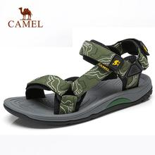 CAMEL Men Women Outdoor Sandals Casual Comfortable Anti-slip Hiking Tr