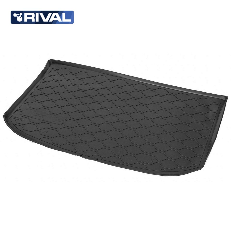 For Kia Soul 2 2014-2019 trunk mat Rival 12806001 for datsun mido 2014 2019 trunk mat rival 18701002