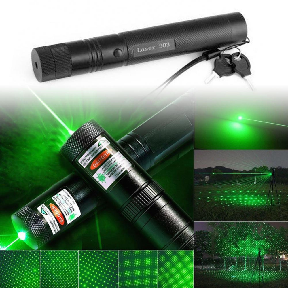 303 Laser Flashlight 500m to 10000m 532nm Hanging Green Laser Pointer Pen Visible Beam Light High Quality303 Laser Flashlight 500m to 10000m 532nm Hanging Green Laser Pointer Pen Visible Beam Light High Quality