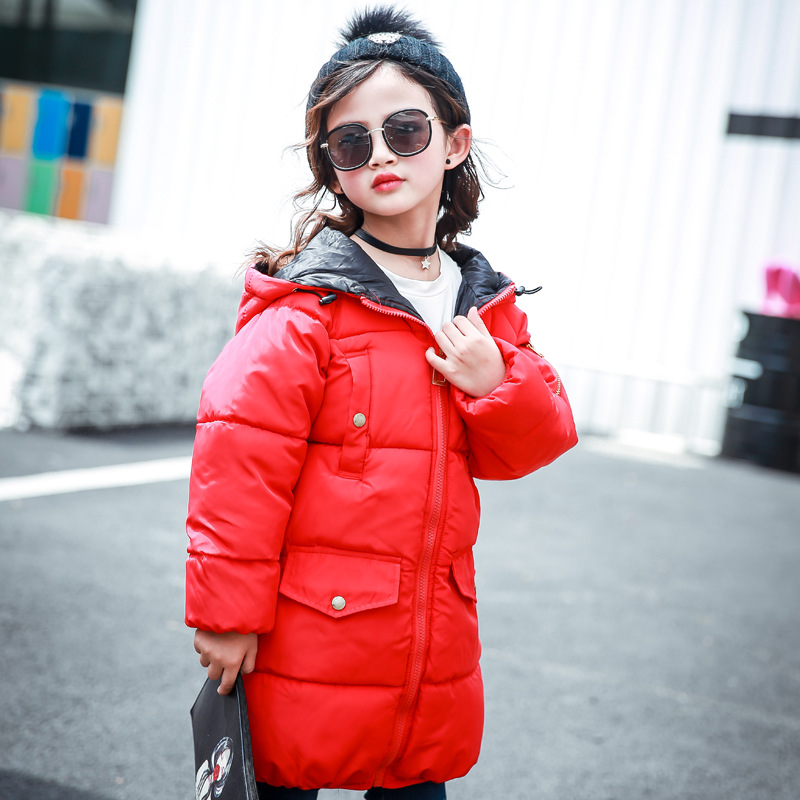 Autumn winter kids jackets children clothing girls coat child casual cotton Outwear baby cardigan jacket for 6 8 10 12 14 year