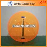 Free shipping Factory Water Polo Balls For Sale Clear Human Hamster Water Ball Walk On Water Balls Pool